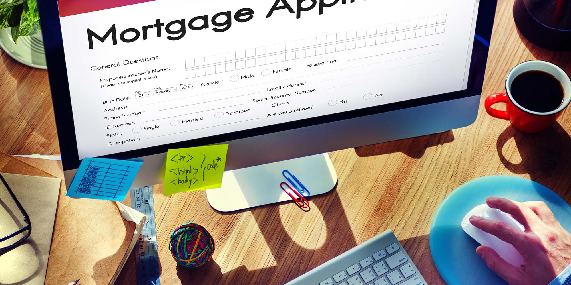 Should Mortgage Applications Be Simpler?